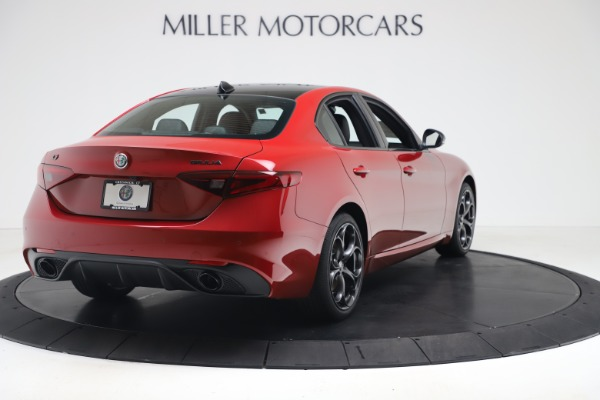 New 2020 Alfa Romeo Giulia Ti Sport Q4 for sale $56,690 at Alfa Romeo of Westport in Westport CT 06880 7