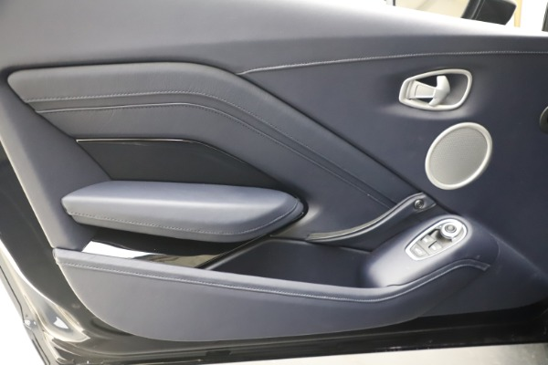 New 2020 Aston Martin Vantage Coupe for sale $177,609 at Alfa Romeo of Westport in Westport CT 06880 15