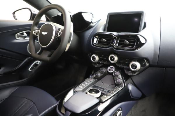 New 2020 Aston Martin Vantage Coupe for sale $177,609 at Alfa Romeo of Westport in Westport CT 06880 16