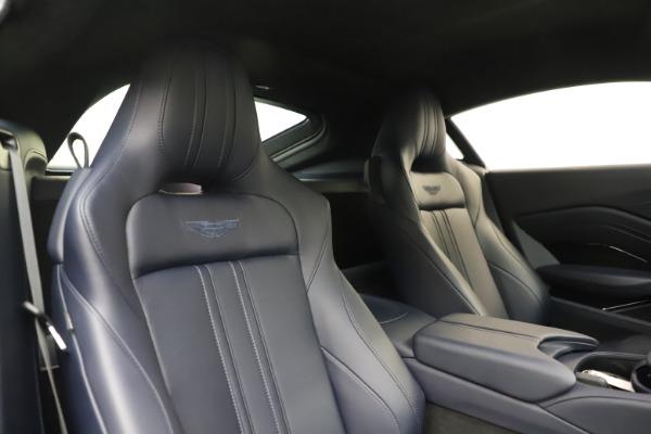 New 2020 Aston Martin Vantage Coupe for sale $177,609 at Alfa Romeo of Westport in Westport CT 06880 17