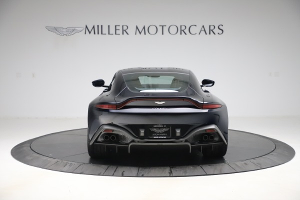 New 2020 Aston Martin Vantage Coupe for sale $177,609 at Alfa Romeo of Westport in Westport CT 06880 5