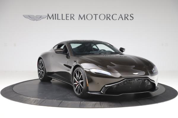 New 2020 Aston Martin Vantage Coupe for sale $184,787 at Alfa Romeo of Westport in Westport CT 06880 11