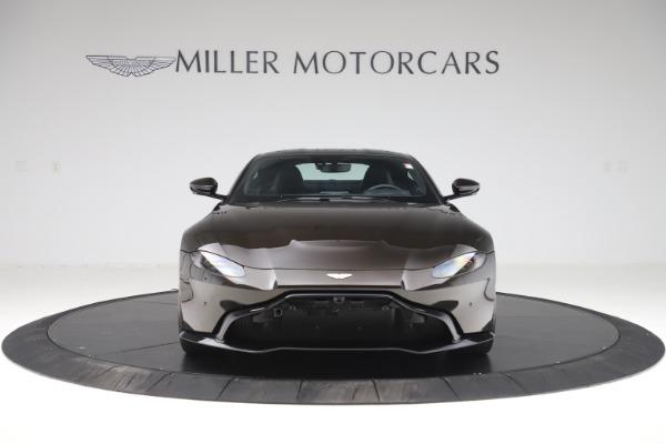 New 2020 Aston Martin Vantage Coupe for sale $184,787 at Alfa Romeo of Westport in Westport CT 06880 12