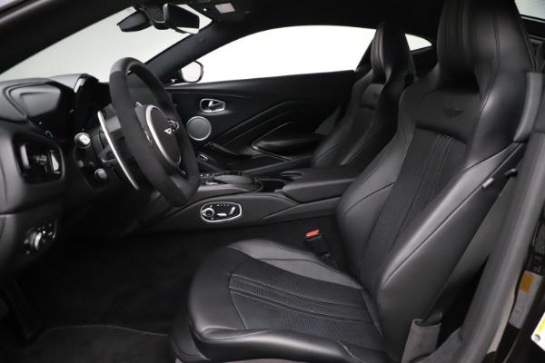 New 2020 Aston Martin Vantage Coupe for sale $184,787 at Alfa Romeo of Westport in Westport CT 06880 14