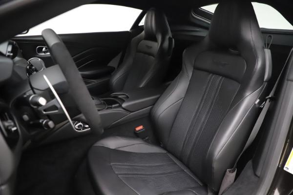 New 2020 Aston Martin Vantage Coupe for sale $184,787 at Alfa Romeo of Westport in Westport CT 06880 15
