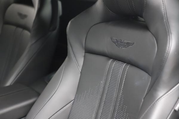 New 2020 Aston Martin Vantage for sale $184,787 at Alfa Romeo of Westport in Westport CT 06880 16