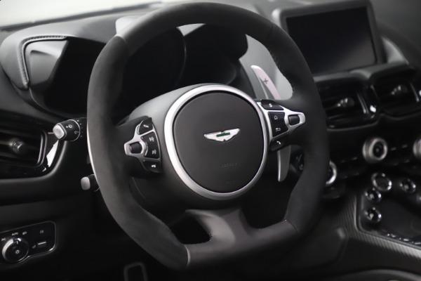 New 2020 Aston Martin Vantage for sale $184,787 at Alfa Romeo of Westport in Westport CT 06880 17