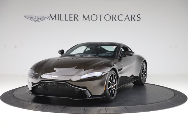 New 2020 Aston Martin Vantage for sale $184,787 at Alfa Romeo of Westport in Westport CT 06880 2