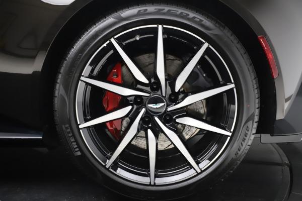 New 2020 Aston Martin Vantage for sale $184,787 at Alfa Romeo of Westport in Westport CT 06880 23