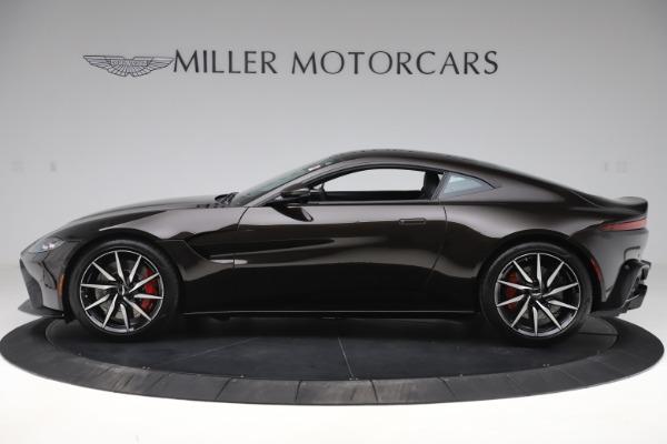 New 2020 Aston Martin Vantage Coupe for sale $184,787 at Alfa Romeo of Westport in Westport CT 06880 3