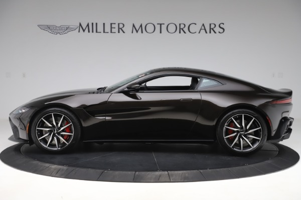 New 2020 Aston Martin Vantage for sale $184,787 at Alfa Romeo of Westport in Westport CT 06880 3