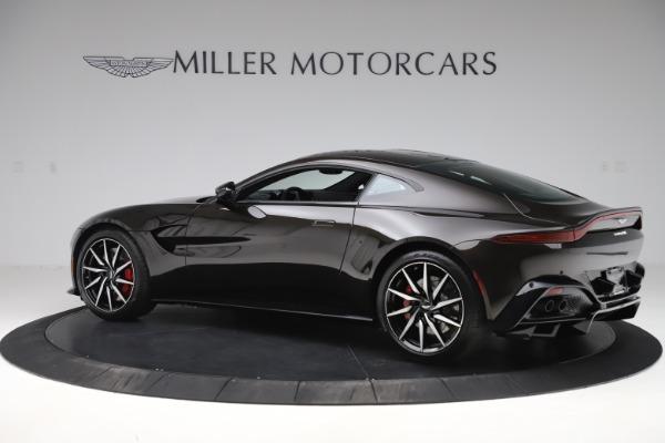 New 2020 Aston Martin Vantage Coupe for sale $184,787 at Alfa Romeo of Westport in Westport CT 06880 4