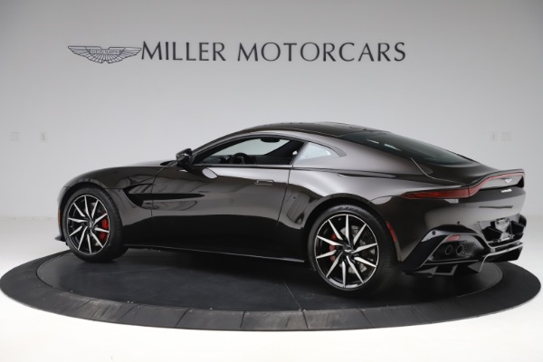 New 2020 Aston Martin Vantage for sale $184,787 at Alfa Romeo of Westport in Westport CT 06880 4