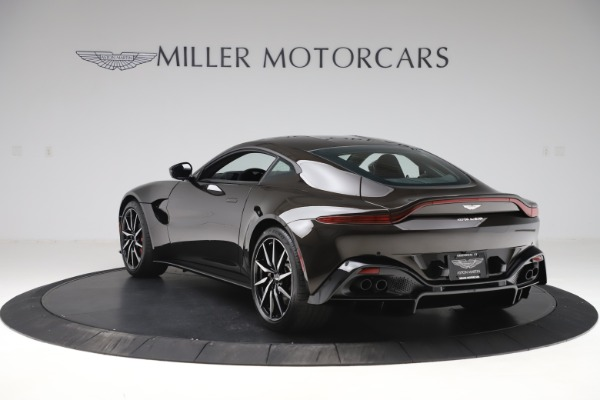 New 2020 Aston Martin Vantage Coupe for sale $184,787 at Alfa Romeo of Westport in Westport CT 06880 5