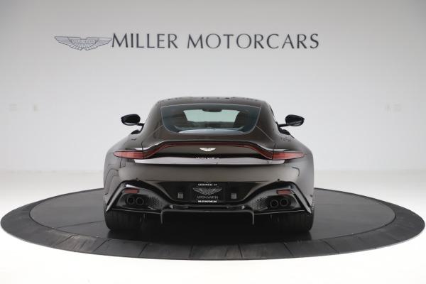 New 2020 Aston Martin Vantage Coupe for sale $184,787 at Alfa Romeo of Westport in Westport CT 06880 6