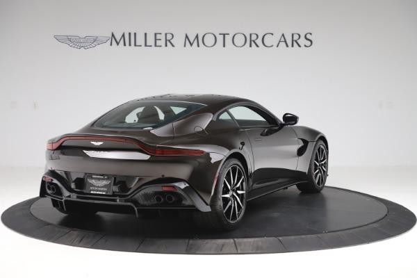 New 2020 Aston Martin Vantage Coupe for sale $184,787 at Alfa Romeo of Westport in Westport CT 06880 7