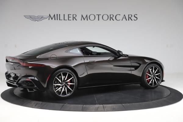 New 2020 Aston Martin Vantage for sale $184,787 at Alfa Romeo of Westport in Westport CT 06880 8