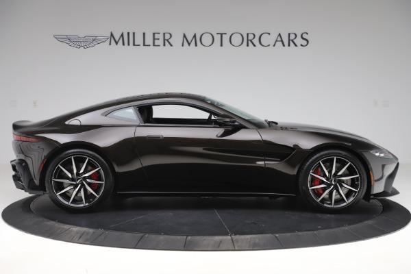 New 2020 Aston Martin Vantage Coupe for sale $184,787 at Alfa Romeo of Westport in Westport CT 06880 9