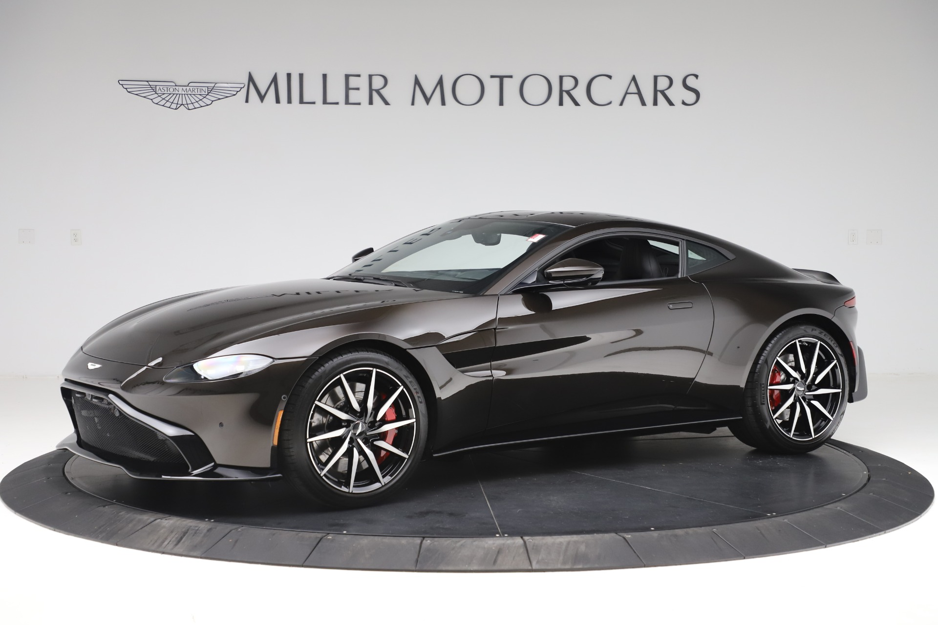 New 2020 Aston Martin Vantage for sale $184,787 at Alfa Romeo of Westport in Westport CT 06880 1
