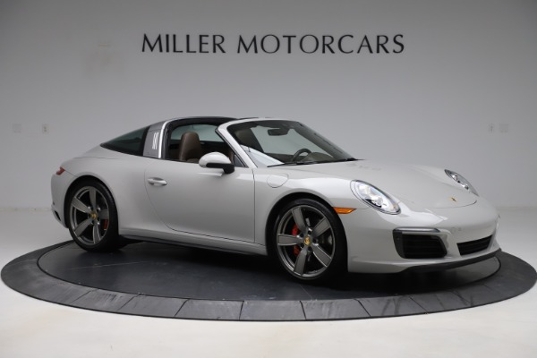Used 2018 Porsche 911 Targa 4S for sale $134,900 at Alfa Romeo of Westport in Westport CT 06880 10