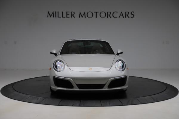 Used 2018 Porsche 911 Targa 4S for sale $134,900 at Alfa Romeo of Westport in Westport CT 06880 16