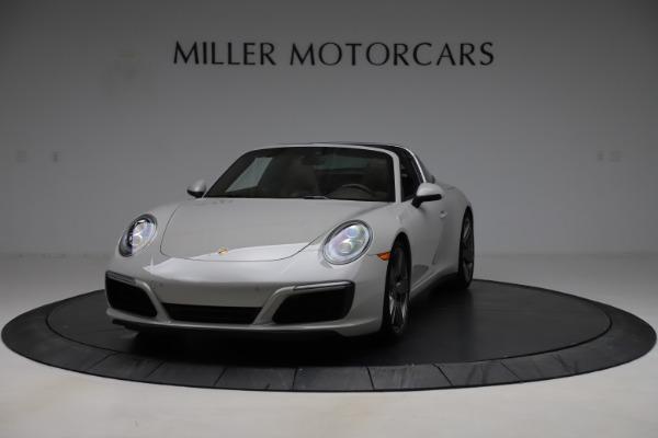 Used 2018 Porsche 911 Targa 4S for sale $134,900 at Alfa Romeo of Westport in Westport CT 06880 2