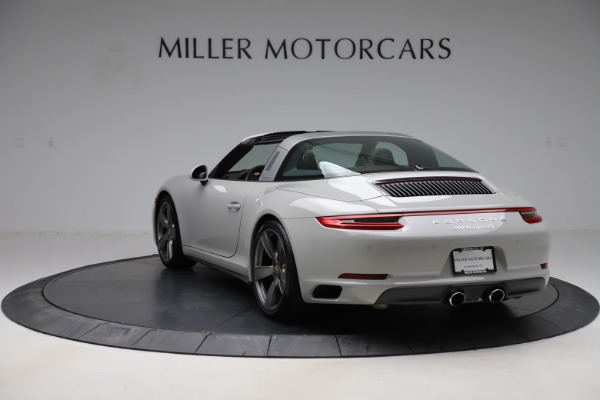 Used 2018 Porsche 911 Targa 4S for sale $134,900 at Alfa Romeo of Westport in Westport CT 06880 5