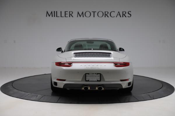 Used 2018 Porsche 911 Targa 4S for sale $134,900 at Alfa Romeo of Westport in Westport CT 06880 6