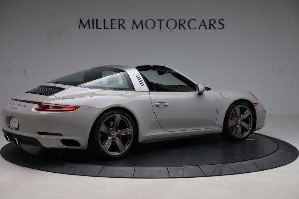 Used 2018 Porsche 911 Targa 4S for sale $134,900 at Alfa Romeo of Westport in Westport CT 06880 8