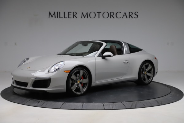 Used 2018 Porsche 911 Targa 4S for sale $134,900 at Alfa Romeo of Westport in Westport CT 06880 1