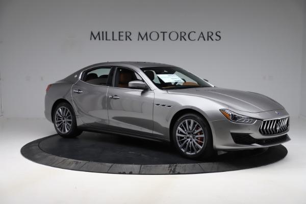 New 2020 Maserati Ghibli S Q4 for sale $79,985 at Alfa Romeo of Westport in Westport CT 06880 10