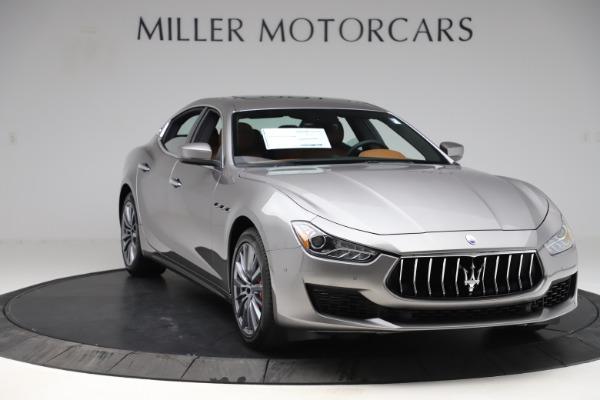 New 2020 Maserati Ghibli S Q4 for sale $79,985 at Alfa Romeo of Westport in Westport CT 06880 11