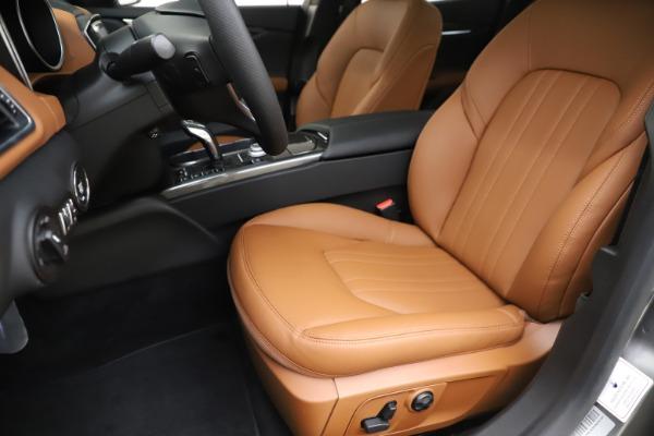New 2020 Maserati Ghibli S Q4 for sale $79,985 at Alfa Romeo of Westport in Westport CT 06880 15