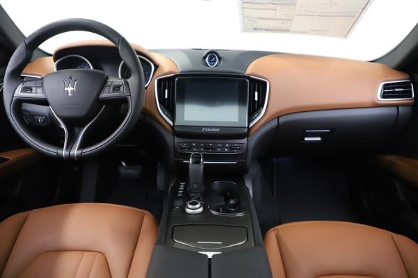 New 2020 Maserati Ghibli S Q4 for sale $79,985 at Alfa Romeo of Westport in Westport CT 06880 16