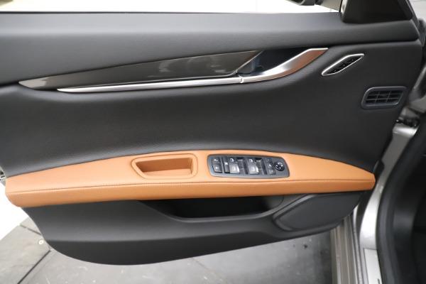 New 2020 Maserati Ghibli S Q4 for sale $79,985 at Alfa Romeo of Westport in Westport CT 06880 17