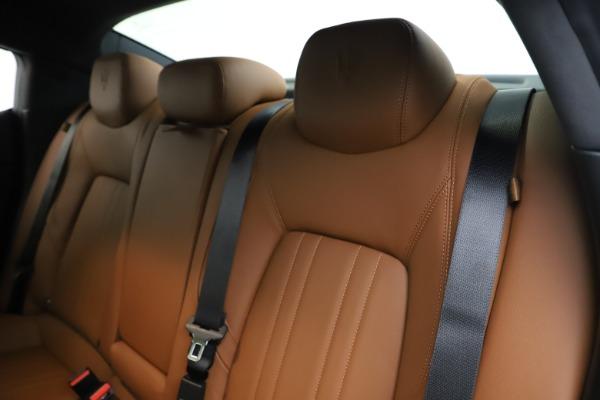 New 2020 Maserati Ghibli S Q4 for sale $79,985 at Alfa Romeo of Westport in Westport CT 06880 18