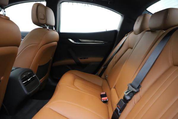 New 2020 Maserati Ghibli S Q4 for sale $79,985 at Alfa Romeo of Westport in Westport CT 06880 19