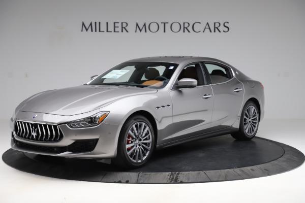 New 2020 Maserati Ghibli S Q4 for sale $79,985 at Alfa Romeo of Westport in Westport CT 06880 2