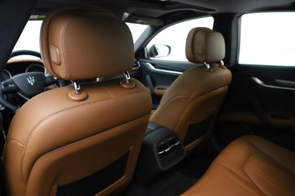 New 2020 Maserati Ghibli S Q4 for sale $79,985 at Alfa Romeo of Westport in Westport CT 06880 20