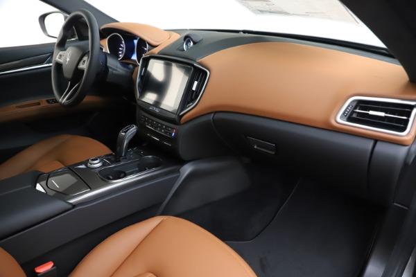 New 2020 Maserati Ghibli S Q4 for sale $79,985 at Alfa Romeo of Westport in Westport CT 06880 22