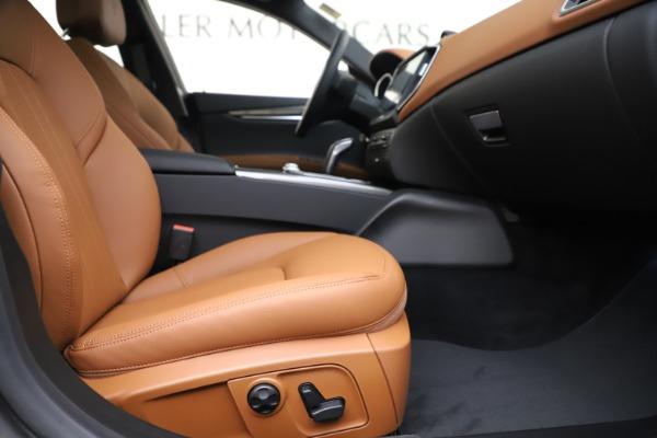 New 2020 Maserati Ghibli S Q4 for sale $79,985 at Alfa Romeo of Westport in Westport CT 06880 23