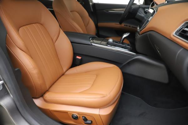 New 2020 Maserati Ghibli S Q4 for sale $79,985 at Alfa Romeo of Westport in Westport CT 06880 24