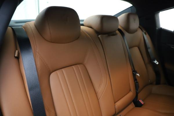 New 2020 Maserati Ghibli S Q4 for sale $79,985 at Alfa Romeo of Westport in Westport CT 06880 26