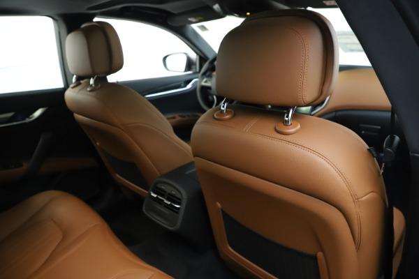 New 2020 Maserati Ghibli S Q4 for sale $79,985 at Alfa Romeo of Westport in Westport CT 06880 28