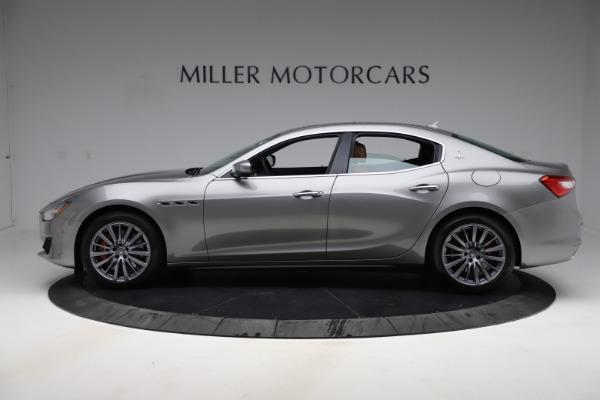 New 2020 Maserati Ghibli S Q4 for sale $79,985 at Alfa Romeo of Westport in Westport CT 06880 3