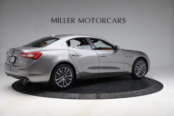New 2020 Maserati Ghibli S Q4 for sale $79,985 at Alfa Romeo of Westport in Westport CT 06880 8