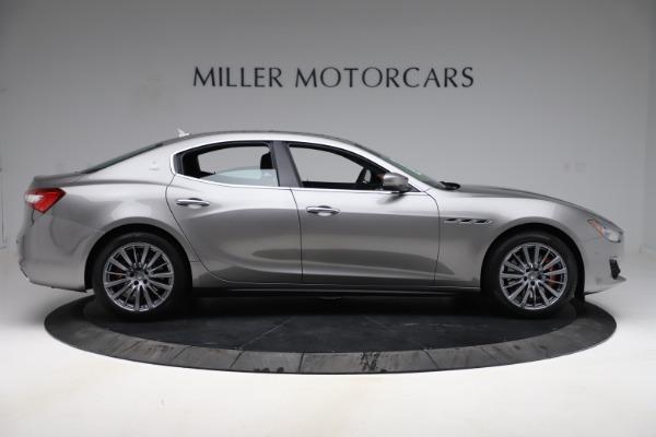New 2020 Maserati Ghibli S Q4 for sale $79,985 at Alfa Romeo of Westport in Westport CT 06880 9
