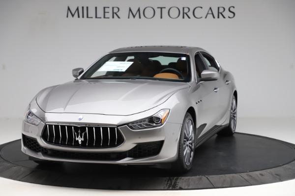 New 2020 Maserati Ghibli S Q4 for sale $79,985 at Alfa Romeo of Westport in Westport CT 06880 1