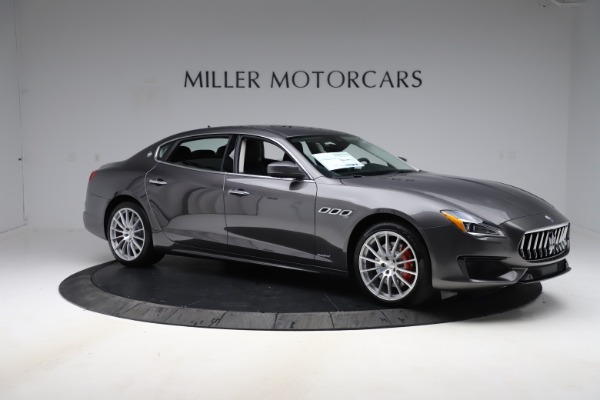New 2020 Maserati Quattroporte S Q4 GranSport for sale $121,885 at Alfa Romeo of Westport in Westport CT 06880 10