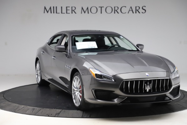New 2020 Maserati Quattroporte S Q4 GranSport for sale $121,885 at Alfa Romeo of Westport in Westport CT 06880 11